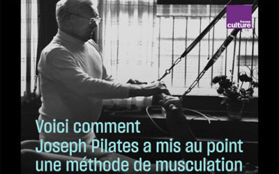 Joseph Pilates, soigner les maux de la vie moderne