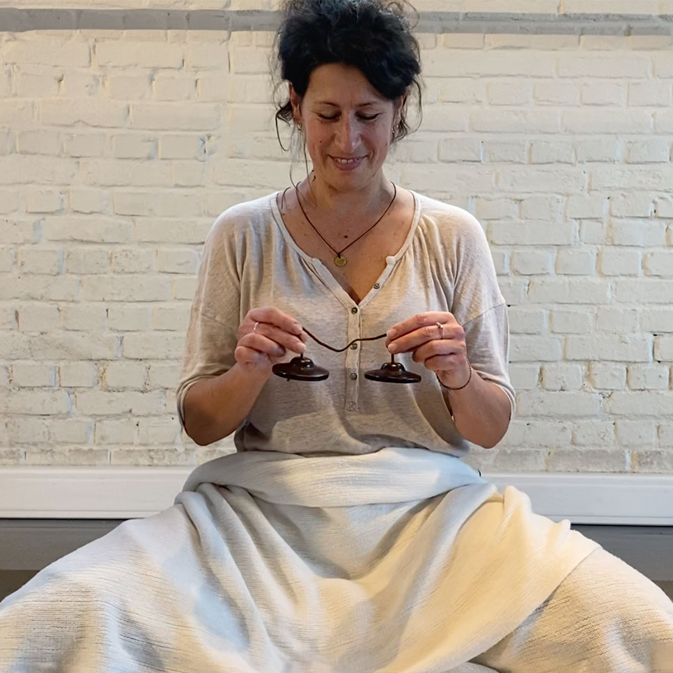 Marina Bresciani instructeur de Méditation